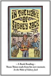 IN THE WAKE OF SIDNEY JACK READING & SIGNING