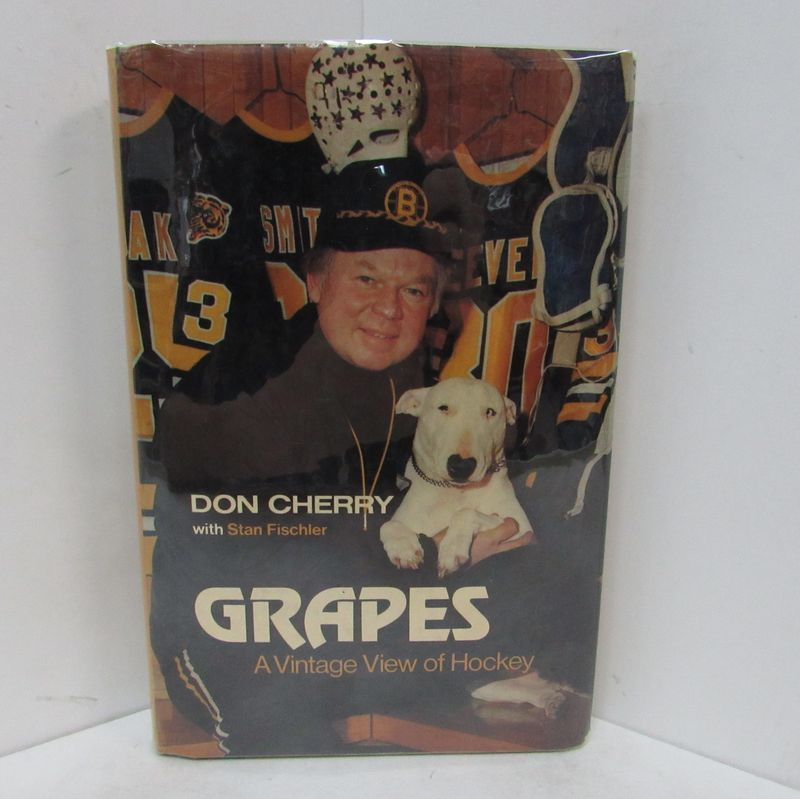 GRAPES A VINTAGE VIEW OF HOCKEY