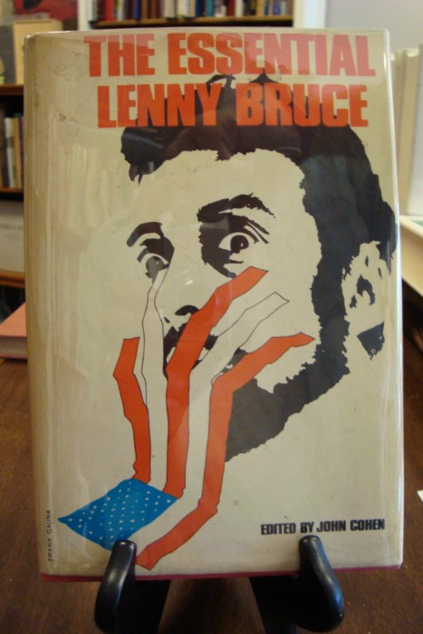 THE ESSENTIAL LENNY BRUCE;. John Cohen.