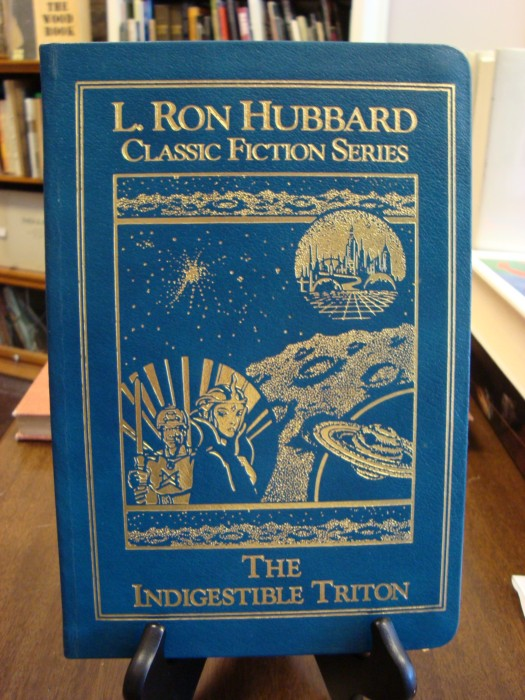 INDIGESTIBLE (THE) TRITON;. L. Ron Hubbard.