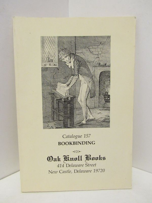 CATALOGUE 157; BOOKBINDING;. Robert D. Fleck.
