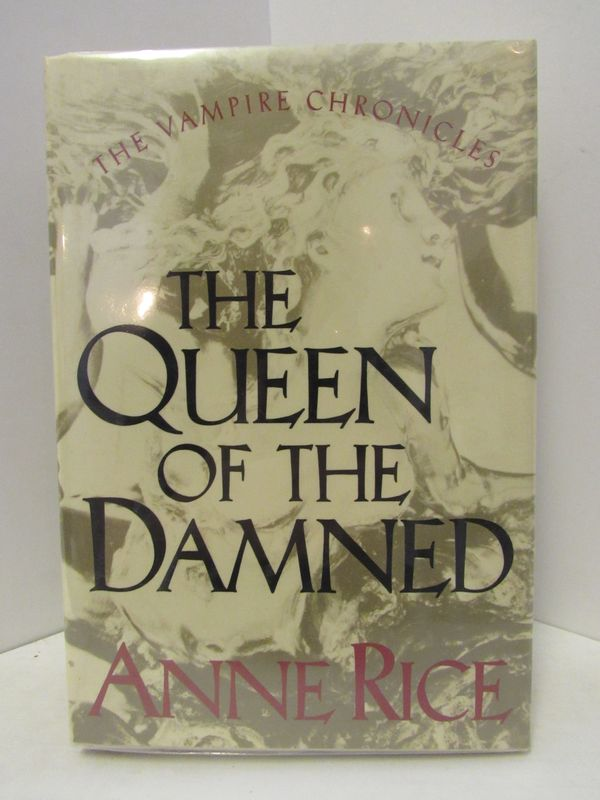 QUEEN (THE) OF THE DAMNED;. Anne Rice.
