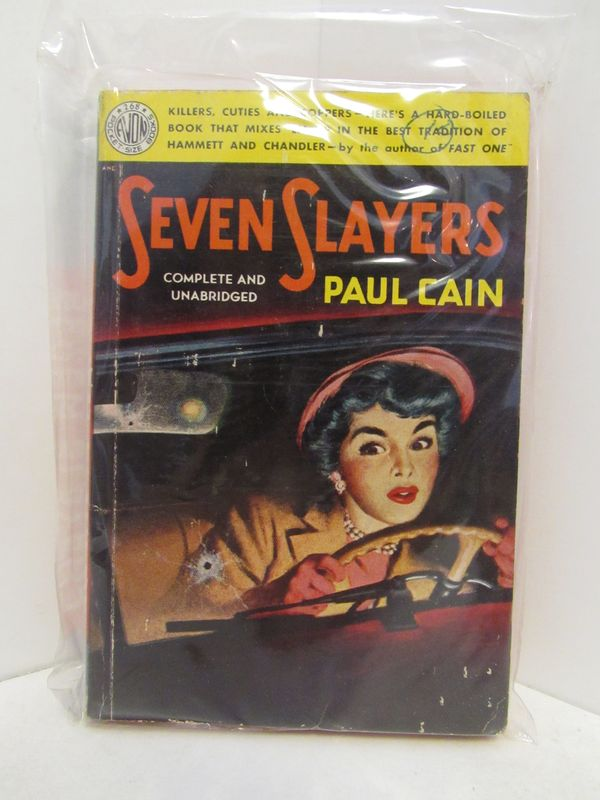SEVEN SLAYERS;. Paul Cain.