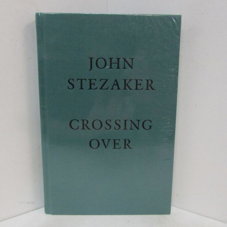 CROSSING OVER;. John Stezaker.