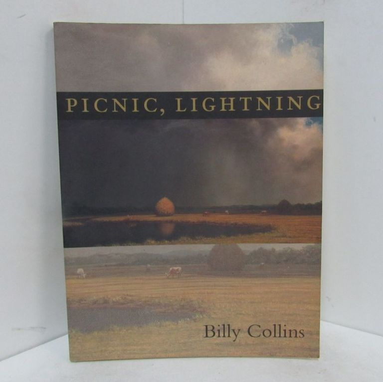 PICNIC, LIGHTNING;. Billy Collins.