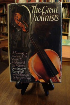GREAT (THE) VIOLINIST;. Margaret Campbell