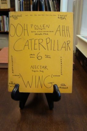 CATERPILLAR, A GATHERING OF TRIBES ISSUE 6;. Clayton Eshleman