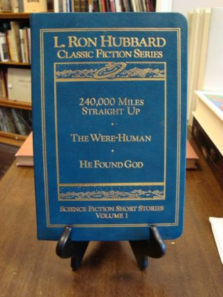 SCIENCE FICTION SHORT STORIES VOLUME 1;. L. Ron Hubbard