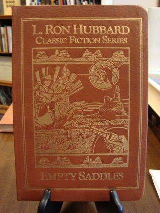 EMPTY SADDLES;. L. Ron Hubbard