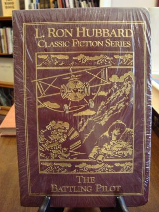 BATTLING (THE) PILOT;. L. Ron Hubbard
