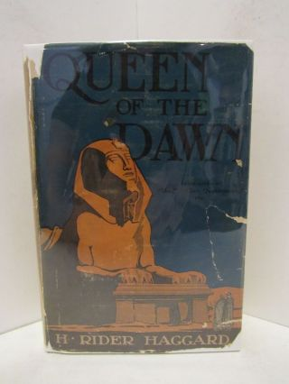 QUEEN OF THE DAWN;. H. Rider Haggard.