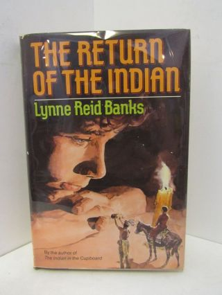 RETURN OF THE INDIAN, THE;. Lynne Reid Banks