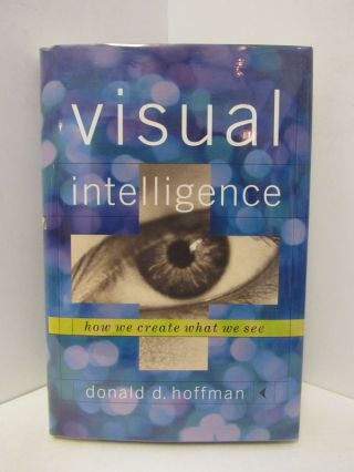 VISUAL INTELLIGENCE;. Donald D. Hoffman