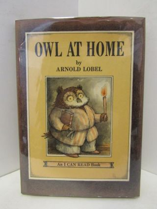 OWL AT HOME;. Arnold Lobel