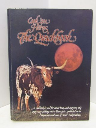 COOK 'EM HORNS: THE QUICK BOOK