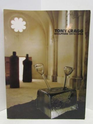 TONY CRAIG: SCULPTURE 1975-1990;. Tony Craig.
