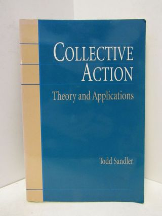 COLLECTIVE ACTION;. Todd Sandler.
