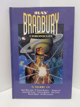 RAY (THE) BRADBURY CHRONICLES VOLUME ONE;. Ray Bradbury