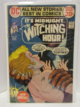 WITCHING (THE) HOUR VOL.4 NO.22;. Sol Harrison