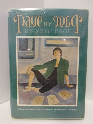 PAGE BY PAGE;. Ruth Page