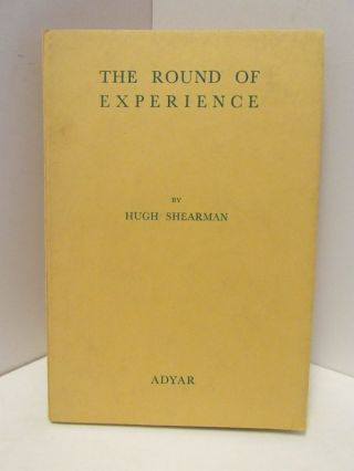 ROUND (THE) OF EXPERIENCE;. Hugh Shearman