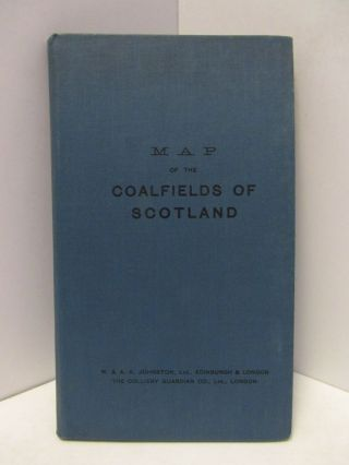 MAPS OF THE BRITISH COALFIELDS