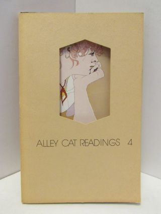 THE ALLEY CAT READINGS 4;. Michael Andrews, Marcus J. Grapes