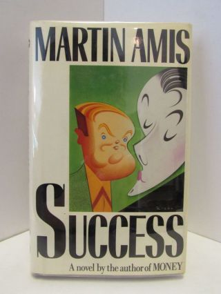 SUCCESS;. Martin Amis