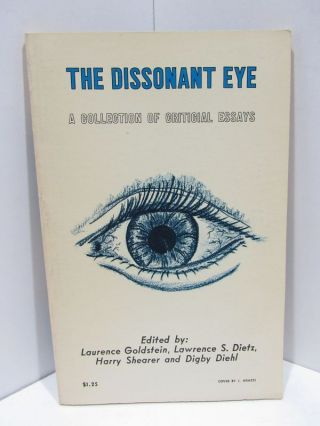 DISSONANT (THE) EYE;. Laurence Goldstein, Lawrence S. Diets, Harry Shearer, Digby Diehl