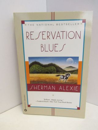 RESERVATION BLUES;. Sherman Alexie