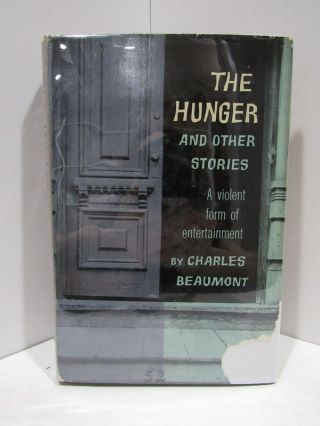 HUNGER (THE);. Charles Beaumont