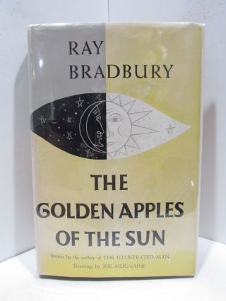 GOLDEN (THE) APPLES OF THE SUN;. Ray Bradbury