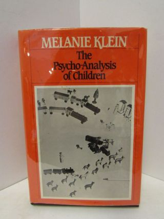 PSYCHO-ANALYSIS (THE) OF CHILDREN;. Melanie Klein.