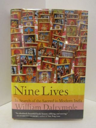 NINE LIVES;. William Dalrymple.