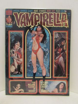 VAMPIRELLA #45; SEPTEMBER. W. B. DuBay