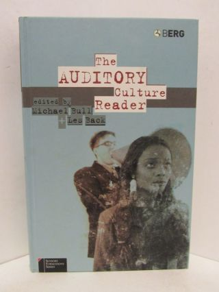 AUDITORY (THE) CULTURE READER;. Michael Bull, Les Back
