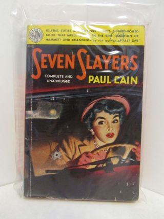 SEVEN SLAYERS;. Paul Cain
