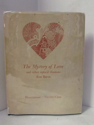MYSTERY (THE) OF LOVE AND OTHER OPTICAL ILLUSIONS;. Ron Baron