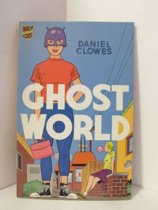 GHOST WORLD;. Daniel Clowes