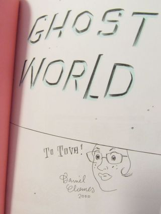GHOST WORLD;