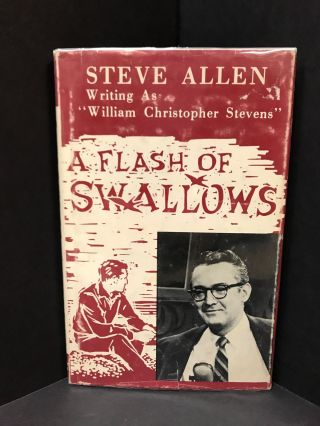FLASH OF SWALLOWS (A);. Steve Allen