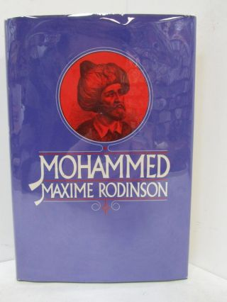 MOHAMMED;. Maxime Rodinson, Anne Carter
