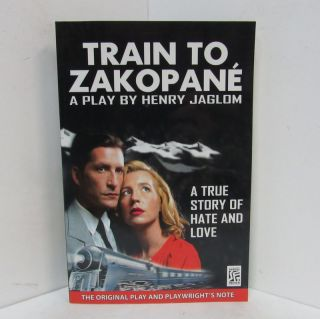 TRAIN TO ZAKOPANE;. Henry Jaglom