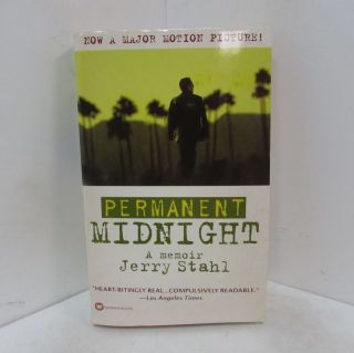 PERMANENT MIDNIGHT;. Jerry Stahl