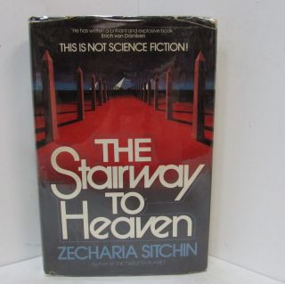 STAIRWAY TO HEAVEN (THE);. Zecharia Sitchin