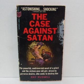 CASE AGAINST SATAN (THE);. Ray Russell