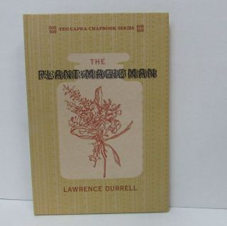 PLANT MAGIC MAN (THE);. Lawrence Durrell